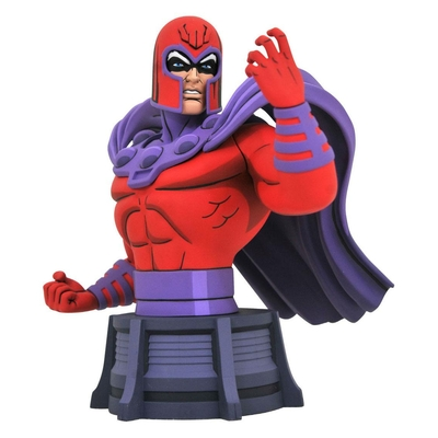 Buste Marvel X-Men Animated Series Magneto 15cm