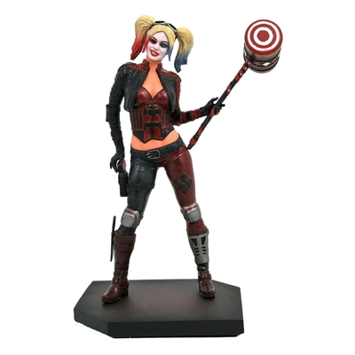 Statuette Injustice 2 DC Video Game Gallery Harley Quinn 23cm