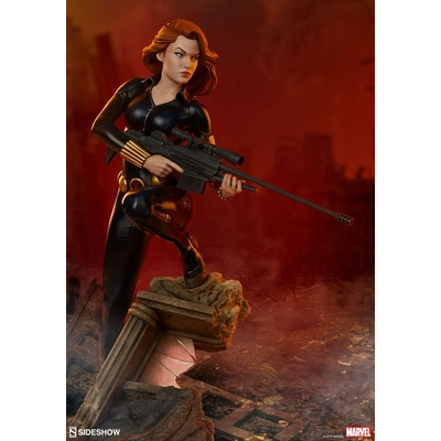 Statuette Avengers Assemble Black Widow 37cm