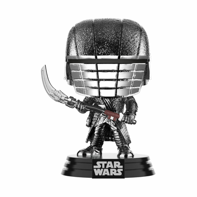 Figurine Star Wars Funko POP! KOR Scythe Chrome 9cm