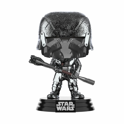 Figurine Star Wars Funko POP! KOR Club Chrome 9cm