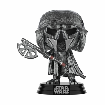 Figurine Star Wars Funko POP! KOR Axe Chrome 9cm