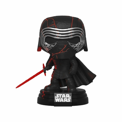 Figurine sonore et lumineuse Star Wars Episode IX Electronic Funko POP! Kylo Ren 9cm