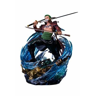 Statuette One Piece Log Collection Roronoa Zoro 50cm