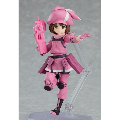 Figurine Figma Sword Art Online Alternative Gun Gale Online Llenn 12cm
