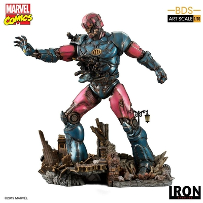 Statue Marvel Comics BDS Art Scale Sentinel 89cm