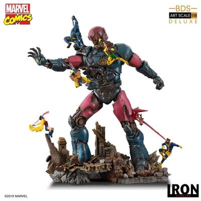Statue Marvel Comics BDS Art Scale X-Men VS Sentinel Deluxe 90cm