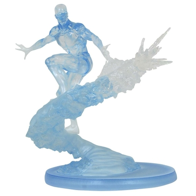 Statuette Marvel Comic Premier Collection Iceman 28cm