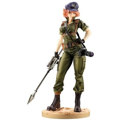 Statuette G.I. Joe Bishoujo Lady Jaye 23cm