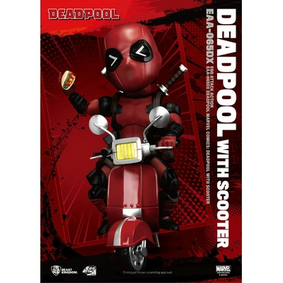 Figurine Marvel Comics Egg Attack Deadpool Deluxe Ver. 17cm