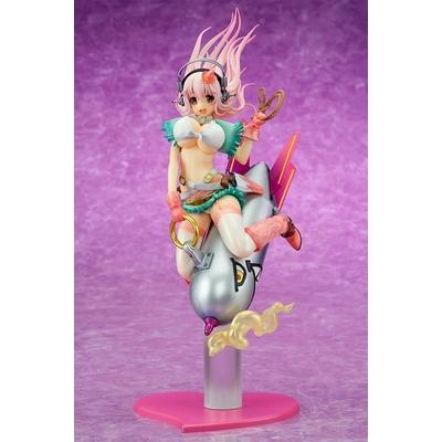 Statuette Super Sonico - Super Sonico Love Bomber 27cm