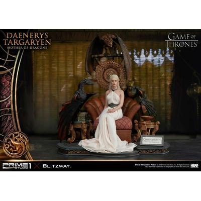 Statue Game of Thrones Daenerys Targaryen Mother of Dragons 60cm