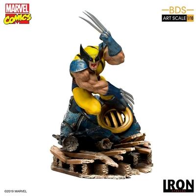 Statuette Marvel Comics BDS Art Scale Wolverine 22cm