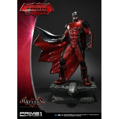 Statue Batman Arkham Knight Justice League 3000 Batman 49cm