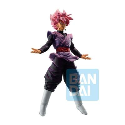 Statuette Dragon Ball Z Dokkan Battle Ichibansho Goku Black Rosé 20cm