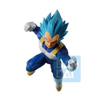 Statuette Dragon Ball Z Dokkan Battle Ichibansho SSGSS Vegeta 18cm