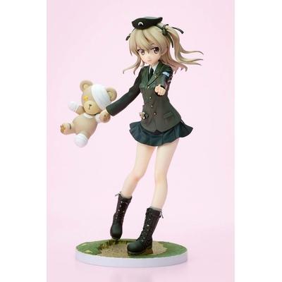 Statuette Girls und Panzer DreamTech Alice Shimada Panzer Jacket Ver. 19cm