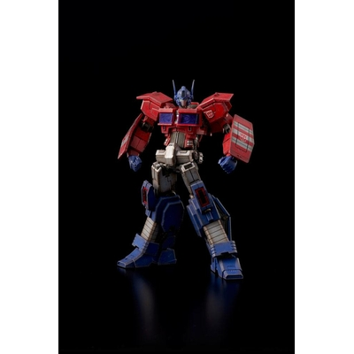 Figurine Transformers Furai Model Plastic Model Kit Optimus Prime IDW Ver. 16cm