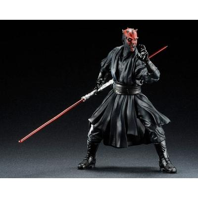 Statuette Star Wars ARTFX+ Darth Maul 18cm