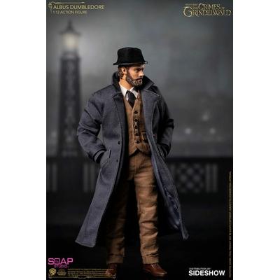 Figurine Les Animaux fantastiques Les Crimes de Grindelwald Albus Dumbledore 19cm