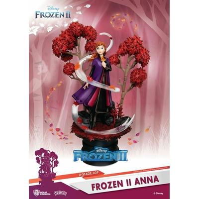 Diorama La Reine des neiges 2 D-Stage Anna 15cm