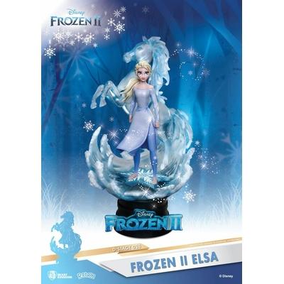 Diorama La Reine des neiges 2 D-Stage Elsa 15cm