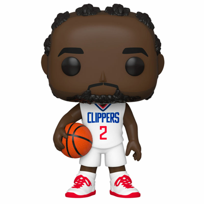 Figurine NBA Funko POP! Kawhi Leonard Clippers 9cm
