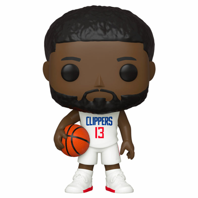 Figurine NBA Funko POP! Paul George Clippers 9cm