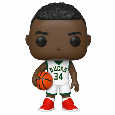 Figurine NBA Funko POP! Giannis Antetokounmpo Bucks 9cm