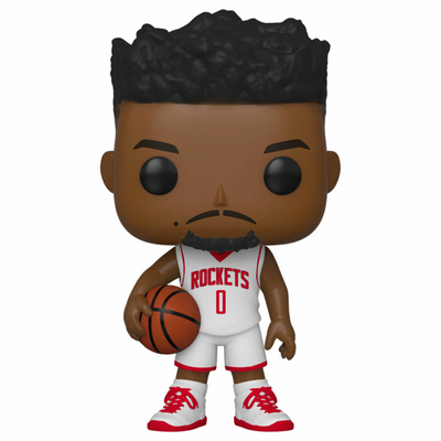 Figurine NBA Funko POP! Russell Westbrook Rockets 9cm