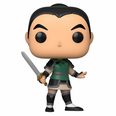 Figurine Mulan Funko POP! Mulan as Ping 9cm