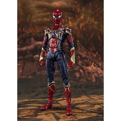 Figurine Avengers Endgame S.H. Figuarts Iron Spider Final Battle 15cm