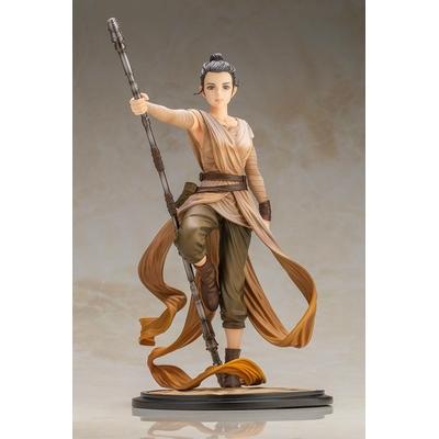 Statuette Star Wars Episode VII ARTFX Rey Descendant of Light 27cm