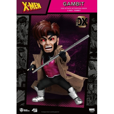 Figurine X-Men Egg Attack Gambit Deluxe Ver. 17cm