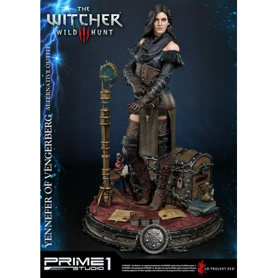 Statue Witcher 3 Wild Hunt Yennefer of Vengerberg Alternative Outfit 51cm