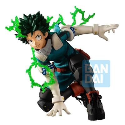 Statuette My Hero Academia Ichibansho Izuku Midoriya Next Generations! feat. Smash Rising 10 cm