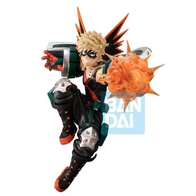 Statuette My Hero Academia Ichibansho Katsuki Bakugo Next Generations! feat. Smash Rising 15 cm