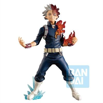 Statuette My Hero Academia Ichibansho Shoto Todoroki Next Generations! feat. Smash Rising 18 cm