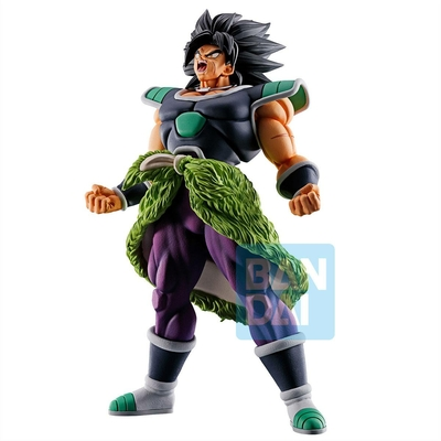 Statuette Dragon Ball Super Ichibansho Broly History of Rivals 26cm