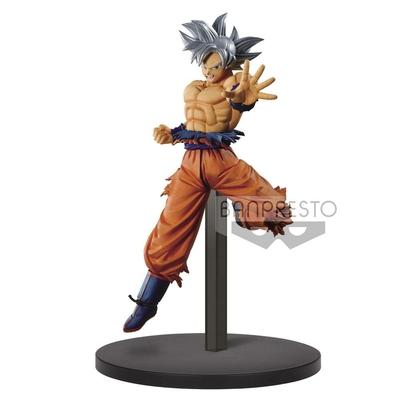 Statuette Dragon Ball Super Chosenshiretsuden Son Goku Ultra Instinct 16cm