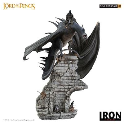Statuette Le Seigneur des Anneaux Demi Art Scale Fell Beast 70cm