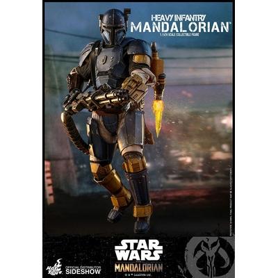 Figurine Star Wars The Mandalorian Heavy Infantry Mandalorian 32cm