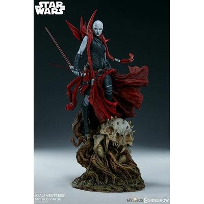 Statuette Star Wars Mythos Asajj Ventress 58cm