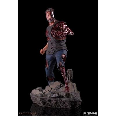 Statue Terminator Dark Fate T-800 46cm