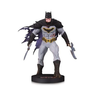 Statuette DC Designer Series mini Metal Batman by Capullo 16cm