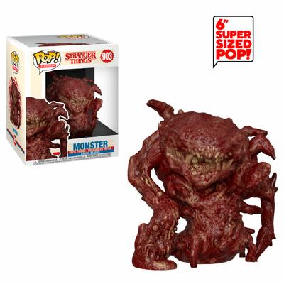 Figurine Stranger Things Super Sized Funko POP! Monster 15cm