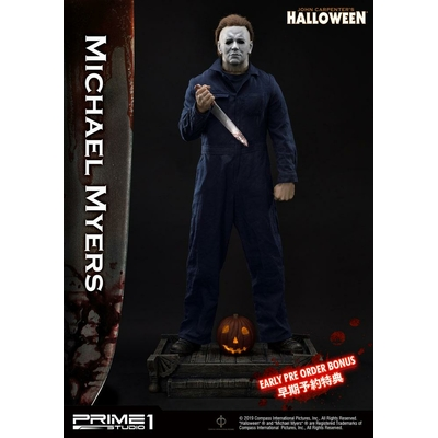 Statuette Halloween Michael Myers Bonus Version 107cm