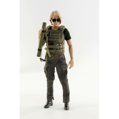 Figurine Terminator Dark Fate Sarah Connor 14cm