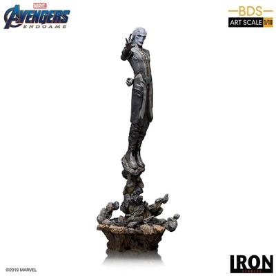 Statuette Avengers Endgame BDS Art Scale Ebony Maw Black Order 33cm