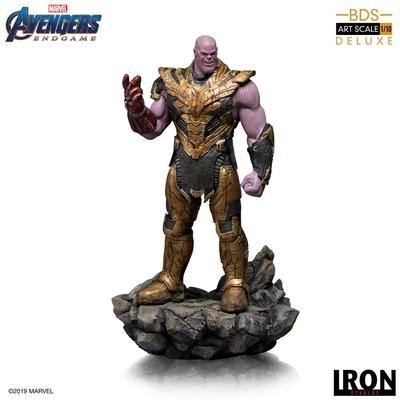Statuette Avengers Endgame BDS Art Scale Thanos Black Order Deluxe 29cm
